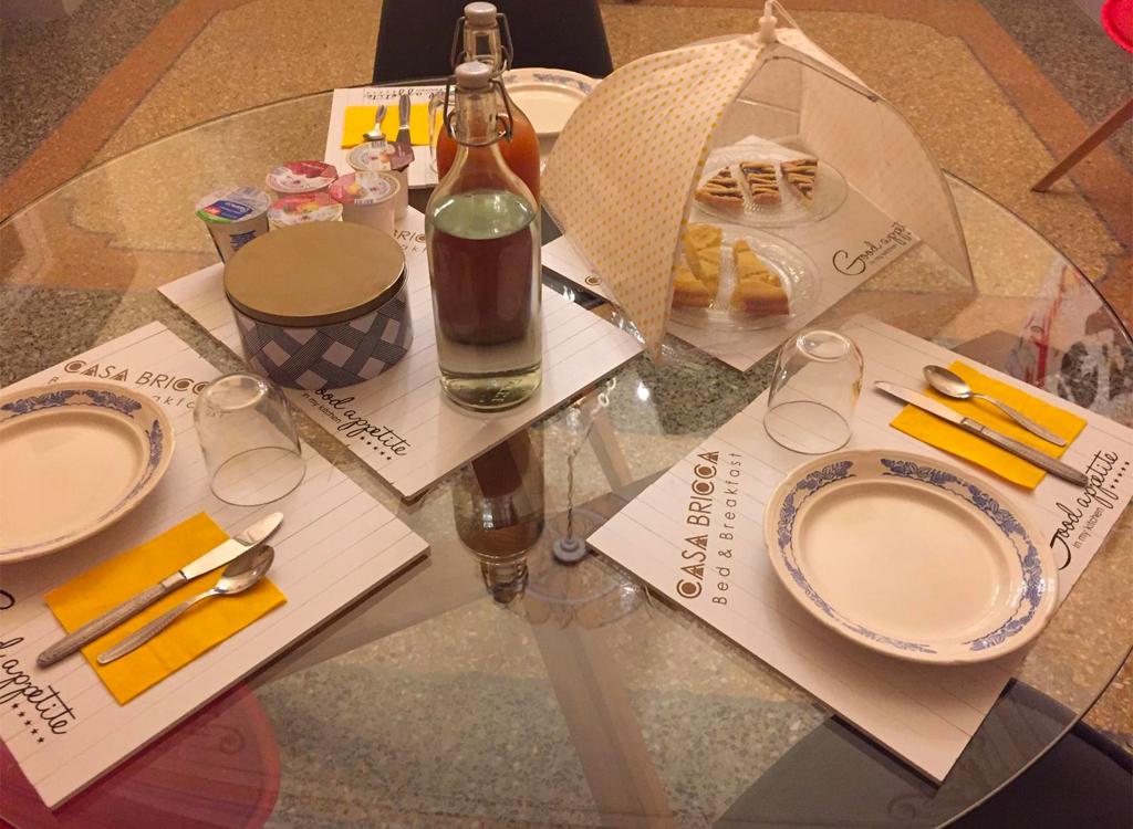 Le colazioni di Casa Bricca